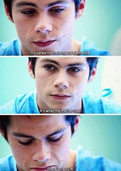 Teen Wolf - Stiles
