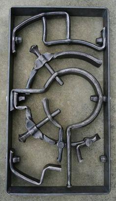 //Hand forged. blacksmith.Ralf