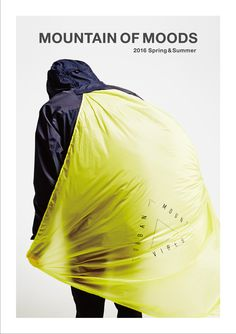 MofM・mountain of moods Raincoat Jacket, Sport Wear, Mountain, Spring Summer, Tech, Facebook, How To Wear, Jackets, Life