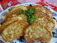 Pataniscas de Bacalhau - Codfish cakes. Recipe from Tia Maria's Blog