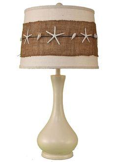 Beachcomber Shells Table Lamp