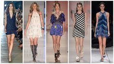 Diva de atitude: Tendências de roupas para o verão 2016
