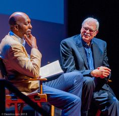 Ewasko image from Live Talks LA: Phil Jackson with John Salley. Phil Jackson, Goats, Live, Image, Style, Swag, Outfits, Goat