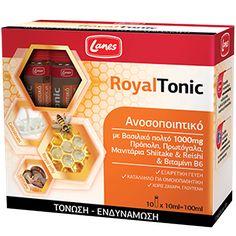 RoyalTonic Health, Health Care, Salud