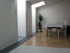 Atrakcyjne wzornictwo podestów idealnie komponuje się z nowoczesnymi mieszkalnymi wnętrzami.
