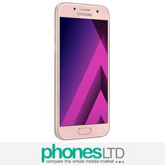 Samsung Galaxy A3 2017 Peach Cloud (pink) Compare the Cheapest Deals from All UK Retailers & Save at @phonesltd #samsunggalaxya3 #galaxya3 #samsunga3 #samsunga3pink #samsunga32017 #a32017peachcloud #peachcloud #a52017pink #samsunggalaxya32017 #instaphones #instafones #waterproof #midrange #prettypink #peachtech #pinktech #pinkmobiles