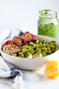 5-Minute Avo Green Sauce - Nutrition to Fit