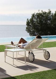 Little L Sunlounger · Designer Outdoor ...