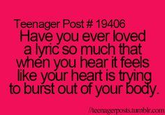 Yes. To every word of every Josh Groban song. Comment what song(s) does this for you! :)