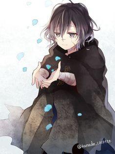 Azusa Mukami - Diabolik Lovers [More Blood]sorry it so pretty