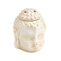 Buy Peaceful Buddha Oil Warmer at wholesale prices. We offer a large selection of cheap Wholesale Oil Burners and Warmers. If you need Peaceful Buddha Oil Warmer in bulk at a discount price then buy from WholesaleMart. Oil Candles, Tea Light Candles, Tea Lights, Oil Warmer, Buddha Head, Home Fragrances, Essential Oil Diffuser, Essential Oils, Fragrance Oil