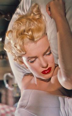"Marilyn Monroe. ""Niagara"", 1953."