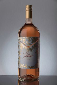 Festivo Rosé Bodega Monteviejo on Packaging of the World - Creative Package Design Gallery