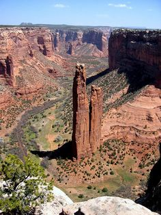 Interesting Places Around the World Which can Attract Your Attention - Canyon de Chelly National Monument, Arizona, USA
