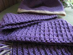 Purple Loves Orange by Robyn on Etsy