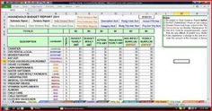 Home Budget Spreadsheet If there is one essential thing every home requires, it is a budget made in the most professional way for all people to make most of.