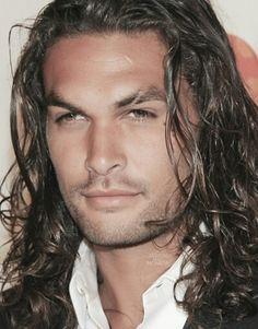 Jason Momoa, my favorite look for Jason, is this one......@penny shima glanz shima glanz Douglas