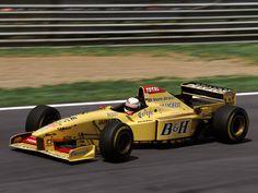 1996 Jordan 196 - Peugeot (Martin Brundle)