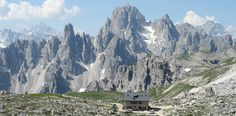 Dolomites hiking tour - Hike the trails of the Sesto Dolomites and the Val Gardena on this hiking trip. Join us for a Dolomites mountain hiking adventure!