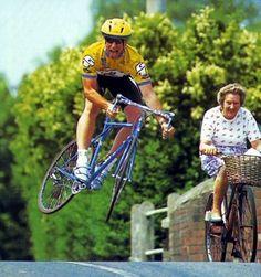 Ole! #cycling