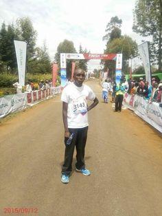 TeamLornah fully represented at Ndakaini Run