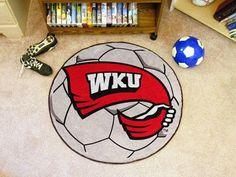 Western Kentucky Soccer Ball