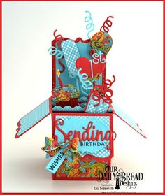 Designs by Lisa Somerville: Our Daily Bread Designs June Release and Blog Hop - BD Surprise Box
