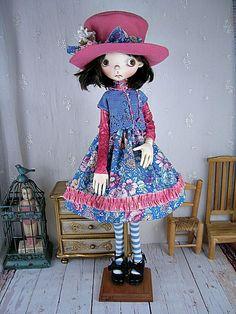 Connie Lowe - Sprocket doll