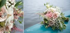 Beautiful wedding day bouquet for the bride