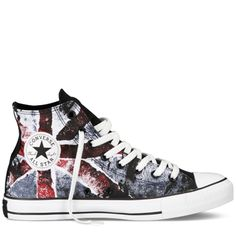 big sale cba0f 0a659 converse, chucks and union jack image on We Heart It. Outfits With ConverseConverse  All StarConverse SneakersConverse Chuck Taylor ...