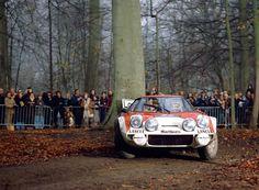 1974 Lombard RAC Rally Lancia Stratos HF