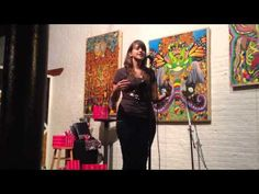 """Kali - """"Tell me a rape joke"""" (Trigger Warning) - incredibly moving piece from the Sacred Sounds Poetry Slam"""
