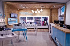 Store within a store Hi store by TDC&Co., Cape Town – South Africa