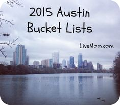 2015 Austin Bucket Lists Kickoff - See what four local mamas want to get out and do this year.