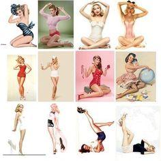Pin Up Poses poses-boudoir-pinup