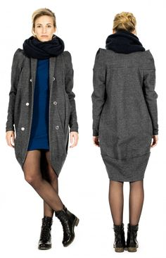 DROP cardigan by format designed in Germany