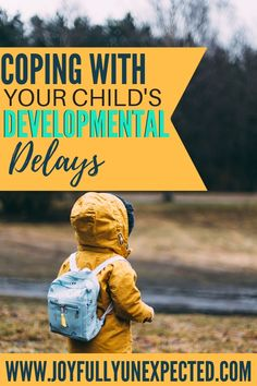 Your child has some developmental delays. That can be so challenging for the parents too. Here is how you can start coping with your child's developmental delays. Kids And Parenting, Parenting Hacks, Special Needs Mom, Working Mom Tips, Down Syndrome Awareness, Developmental Delays, Baby Massage, New Baby Products, Fun Facts