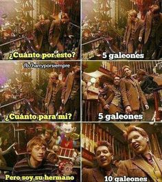 When they called out Ron for trying to sneak a deal: 21 Times Fred And George Weasley Proved They Were The True Stars Of Harry Potter Harry Potter Tumblr, Harry Potter World, Estilo Harry Potter, Mundo Harry Potter, Harry Potter Jokes, Harry Potter Universal, Harry Potter Fandom, Weasley Twins, Harry Potter Wallpaper
