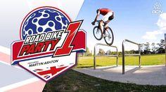 Road Bike Party - Martyn Ashton   #cycling