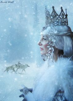 The Snow Queen waits.