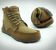 Foldable Travel Boots
