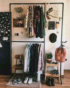 24 Stylish DIY Interior Ideas That Make Your Home Look Fabulous - Room Inspo✨ - Dorm Room İdeas Dream Rooms, Dream Bedroom, Bedroom 2018, White Bedroom, Hippy Bedroom, Bedroom Modern, Home Design, Interior Design, Design Ideas