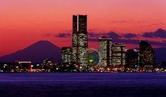 黄昏.jpg | 自然・風景 > 山の写真 | GANREF