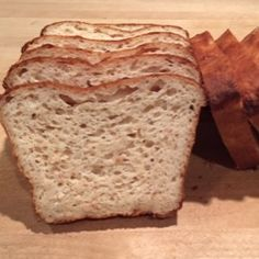 Coconut Rum Soul Bread. Low Carb Soul Bread. Suitable for LCHF, Keto, Banting, and Atkins. #SoulBread