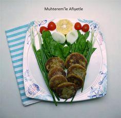 Muhterem'le Afiyetle: PALAMUT KÖFTESİ