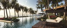The Ritz-Carlton and  spa in dorado, Puerto Rico   Go with Trevor!! If I want to spend $1000+ per night in spring!