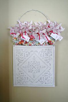 super cute taffy pinwheel party favors