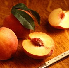 Peaches Are Sweet For Skin