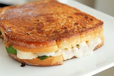 Creole Contessa: Mexican Grilled Cheese