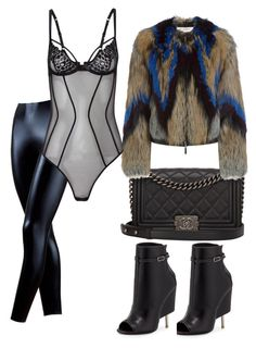 """""""af"""" by ace-finn-nyc on Polyvore featuring Givenchy, Chanel, Emilio Pucci and emiliopucci"""